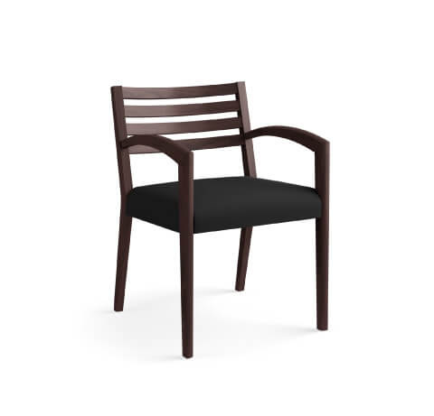 HON Cambia 2160 Guest Chair Black Seat