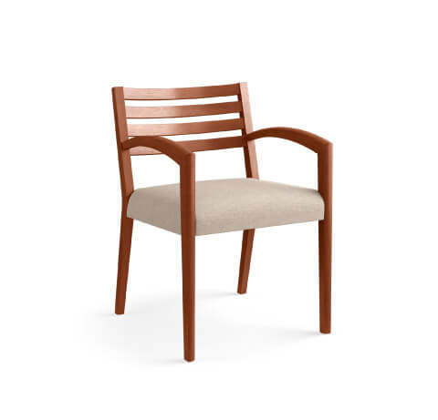 HON Cambia 2160 Guest Chair Front View