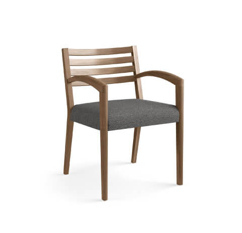 HON Cambia 2160 Guest Chair Grey Seat