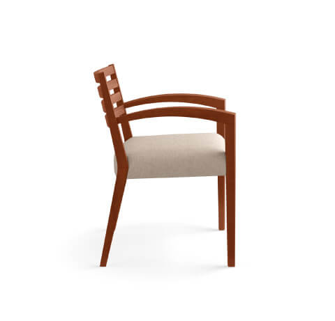 HON Cambia 2160 Guest Chair Side View