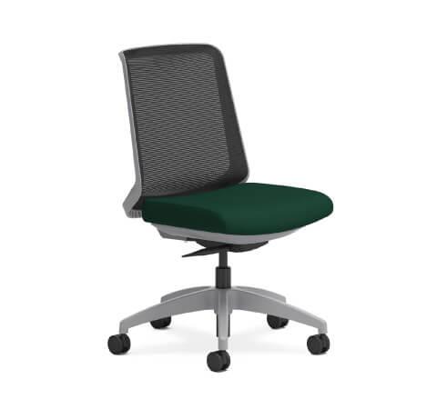 HON Cliq Task Chair Armless