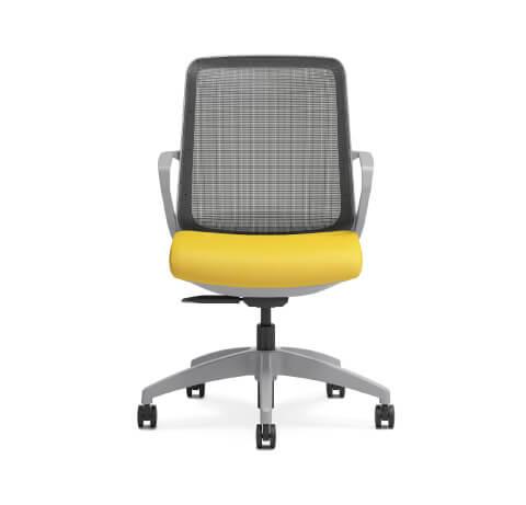 HON Cliq Task Chair Front View