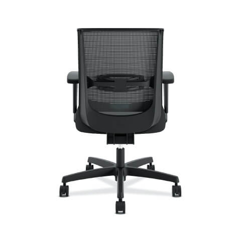 HON Convergence Task Chair Back View