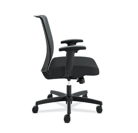 HON Convergence Task Chair Side View