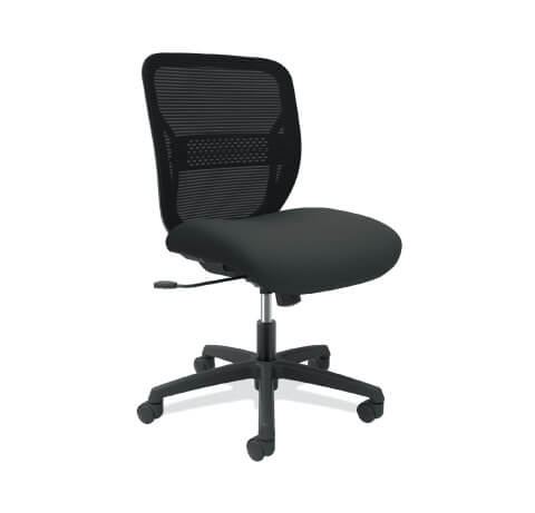 HON Gateway Task Chair Armless