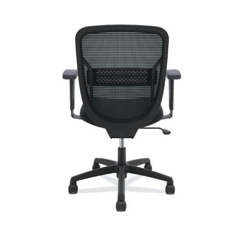 HON Gateway Task Chair Back View