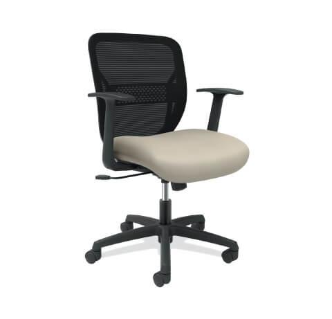 HON Gateway Task Chair Beige Seat