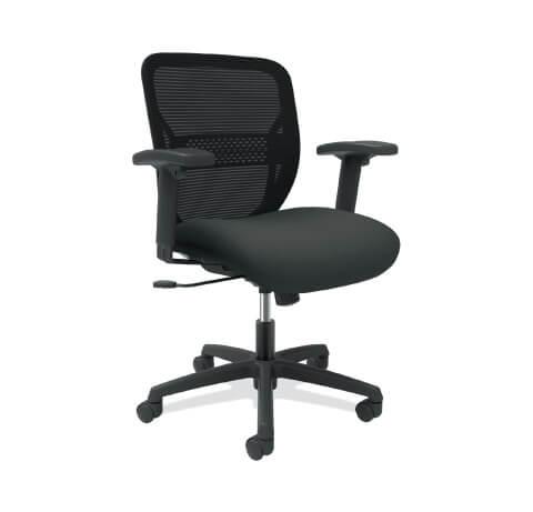 HON Gateway Task Chair Charcoal Seat