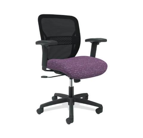 HON Gateway Task Chair Dotty Seat Fabric
