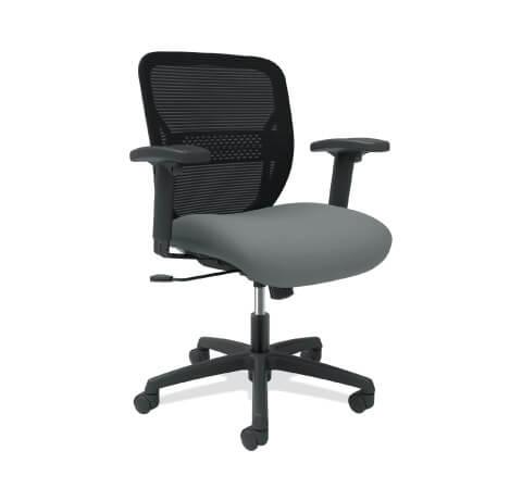 HON Gateway Task Chair Grey Seat