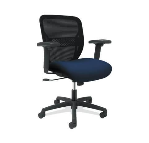 HON Gateway Task Chair Navy Seat