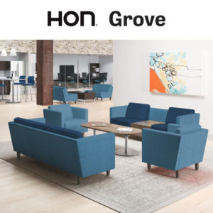 HON Grove Lounge Seating