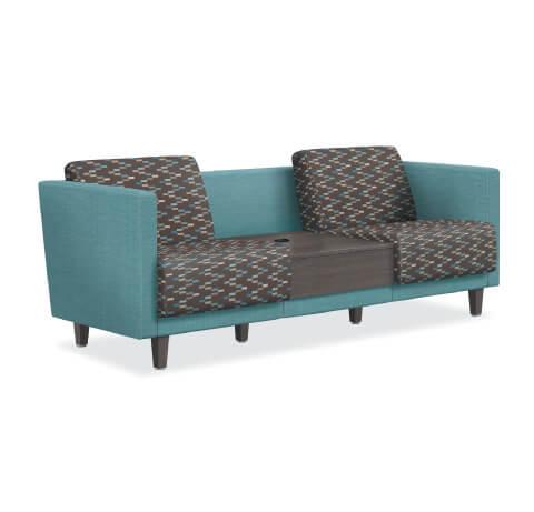 HON Grove Lounge Seating Dual Fabric