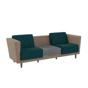 HON Grove Lounge Seating Front View