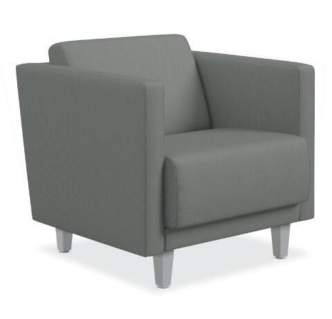 HON Grove Lounge Seating Single Seat
