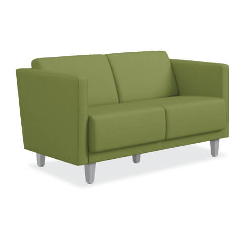 HON Grove Lounge Seating Two Seat