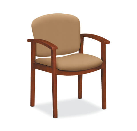 HON Invitation Guest Chair with Arms