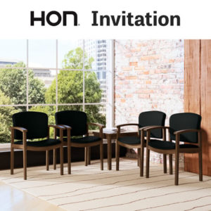 HON Invitation Guest Chairs