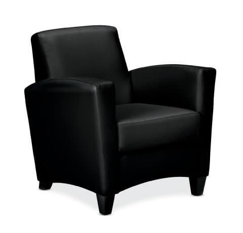 HON Invitation Lobby Seating Arm Chair