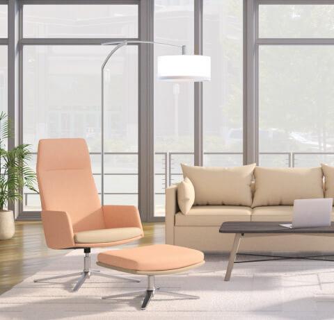 HON Mav Lounge Chair