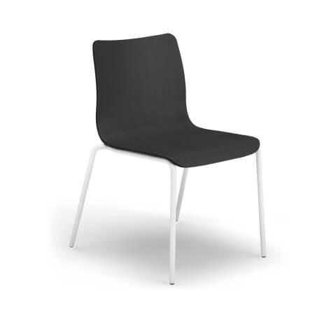 HON Ruck Chair in Black Wash