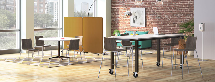 HON Ruck Chairs and Stools