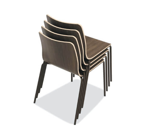 HON Ruck Stackable Seating