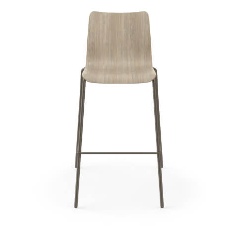 HON Ruck Stool Front View