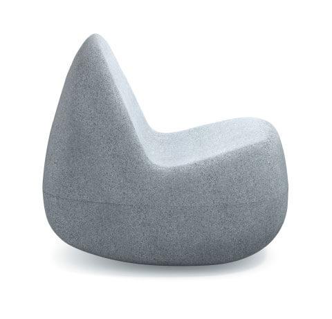 HON Skip Collaborative Chair Side View