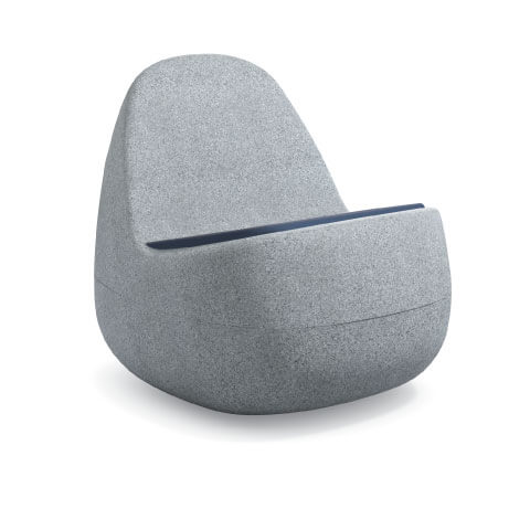 HON Skip Collaborative Chair With Optional Cushion