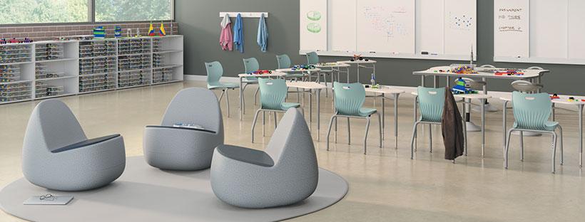 HON Skip Collaborative Seating
