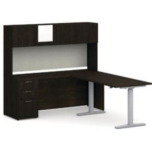 HON Mod Desks Configuration Example 1