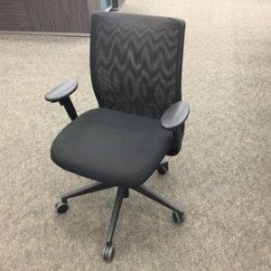 Steelcase jersey chair