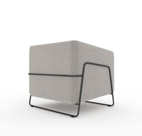 Friant Hanno Chair Back View