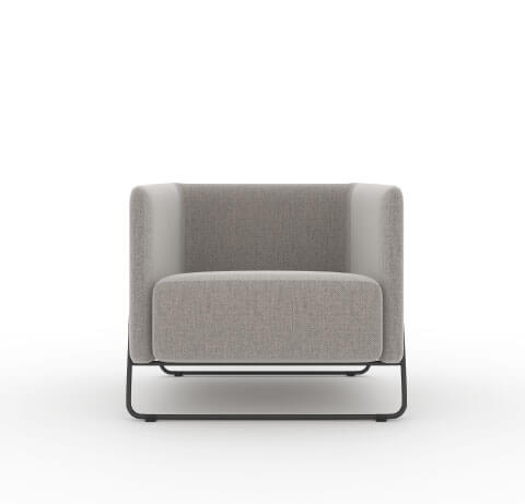 Friant Hanno Chair in Frost
