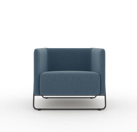 Friant Hanno Chair in Navy