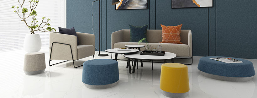 Friant Hanno Soft Seating Collection