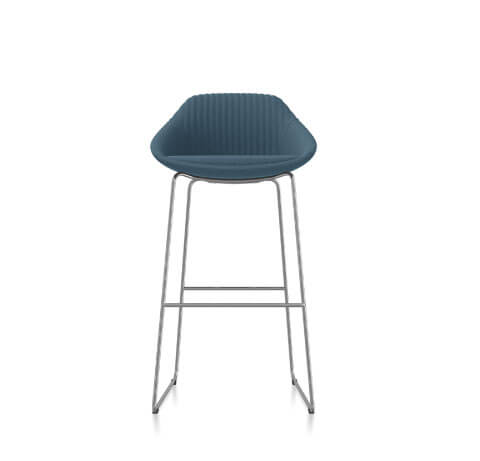 Friant Jest Counter Chair in Dusk
