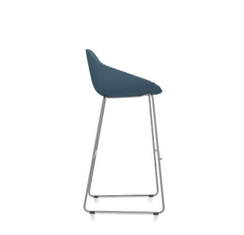 Friant Jest Counter Chair Side View