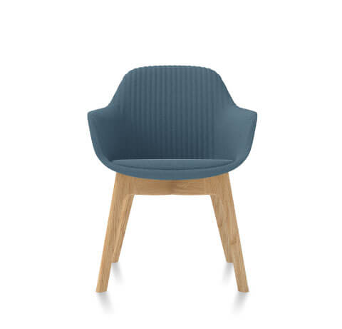 Friant Jest Guest Chair in Dusk