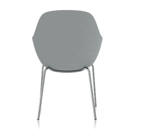 Friant Jest Table Chair Back View