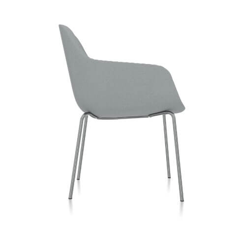 Friant Jest Table Chair Side View