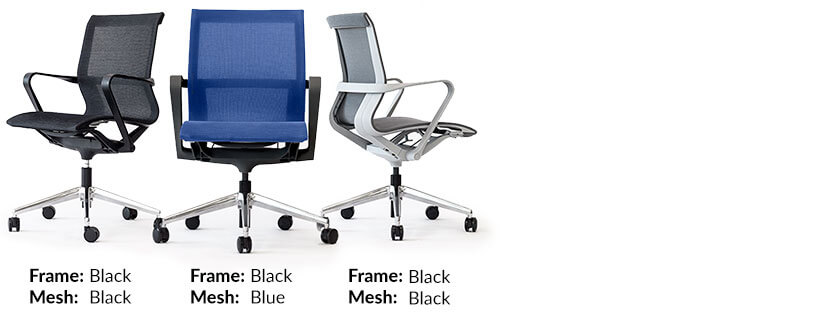 Friant Prov Conference Chair Color Options