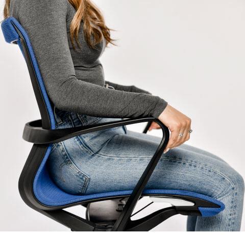 Friant Prov Mesh Chair