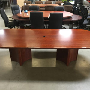 Cherry conference table