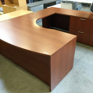 First office u shape