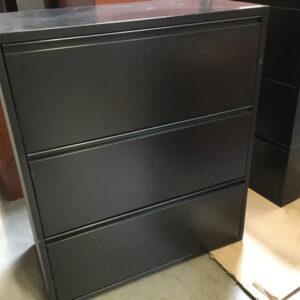 3 drawer file