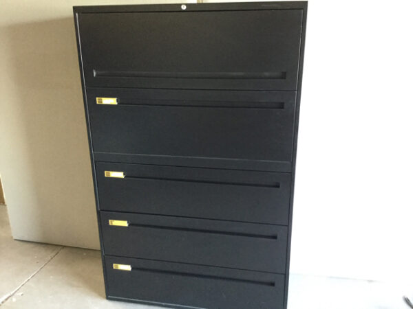 Teknion lateral file